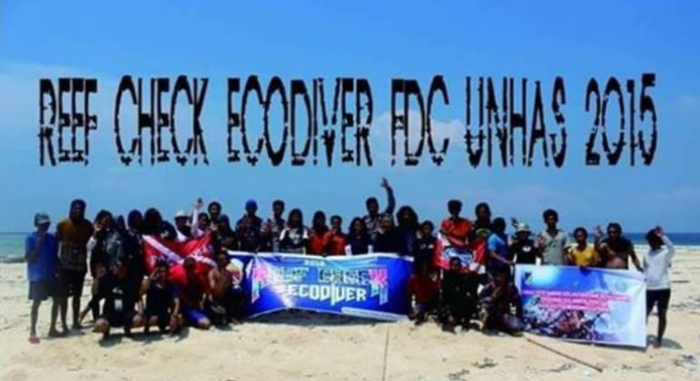Kegiatan Reef Check Eco Diver oleh FDC UNHAS